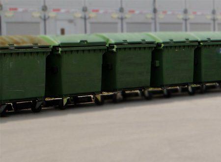 Wheelie Bin Recycling